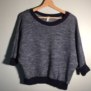 American Apparel super cute knit sweatshirt OS
